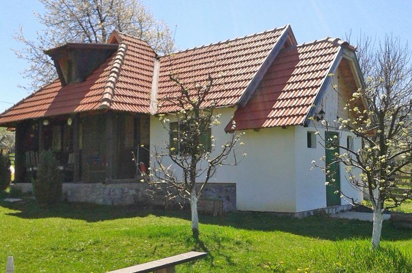 Apartman Carska Viljamovka – Kremna